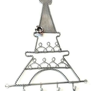 Other - Jewelry Holder Eiffel Tower Paris Wall Decor